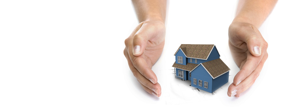 Hands Protecting Your Home